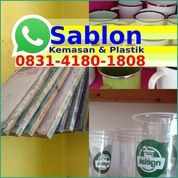 Sablon Plastik Kiloan (30561645) di Kab. Mesuji