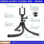 Holder Stand Flexible Octopus Tripod For Phone Camera (30564281) di Kota Jakarta Timur