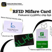 RFID Mifare Card Frekuensi 13,56Mhz (Read & Write) Custom Design - Custom Design (30571501) di Kota Jakarta Timur