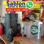 Cetak Sablon Botol Plastik (30582696) di Kota Sungai Penuh