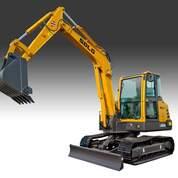 ALAT BERAT SDLG Mini Excavator (30585825) di Kab. Toba Samosir