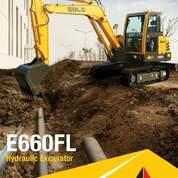 ALAT BERAT SDLG Mini Excavator (30585909) di Kab. Batu Bara