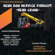SEWA CRANE SURADADI - TEGAL PT. KCS TELP. 081286439717 (30591447) di Kota Cirebon