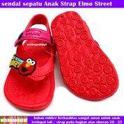 Terbaru Sandal Anak Karet Strap Elmo Street (30593560) di Kota Jakarta Timur