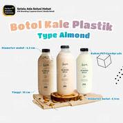 Botol Kale Type Almond Ukuran 250ML Foodgrade Bisa Custom Dan Polos (30597859) di Kota Jakarta Timur