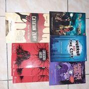 Novel & Komik Horror Kondisi Bagus (30604053) di Kota Samarinda