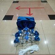 Water Sampler 2,2 Liter Merk ABM -Alat Pengambil Sample Air (30614098) di Kota Banjarbaru