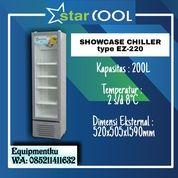 Starcool Showcase Cooler Made In Indonesia EZ-220 (30627855) di Kota Jakarta Barat