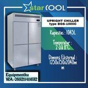 STARCOOL STAINLESS STEEL UPRIGHT CHILLER BGS-1000C (30627890) di Kota Jakarta Barat