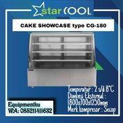 Starcool Cake Showcase CG-180 (30629511) di Kota Jakarta Barat