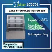 Starcool Cake Showcase CG-120 (30629551) di Kota Jakarta Barat