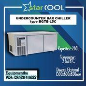 STARCOOL STAINLESS STEEL UNDER COUNTER BAR CHILLER TIPE BGTB-15C (30630187) di Kota Jakarta Barat