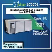 STARCOOL STAINLESS STEEL UNDER COUNTER BAR CHILLER TIPE BGTB-12C (30630283) di Kota Jakarta Barat
