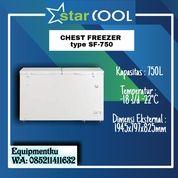 STARCOOL Chest Freezer SF-750 (30631108) di Kota Jakarta Barat
