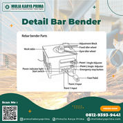 Sewa Bar Bender KIabupaten Toraja Utara (30642981) di Kab. Toraja Utara