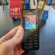 Siap Cod!! Nokia 108 Dual Sim Ada Kamera Full Set Mulus. 23agustus (30669668) di Kab. Sleman