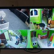 Paket CCTV 2ch 2.0mp Free Pasang & Setting Online Ke HP (30673445) di Kab. Garut