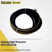 Selang High Pressure IKAME Ukuran 1/2Inch X 8 Meter (30675049) di Kab. Minahasa