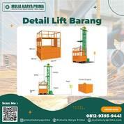 Sewa Lift Barang Proyek Berau (30681541) di Kab. Berau