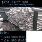 Distributor Pipa PVC Putih Polos Dan + Mof (30686579) di Kab. Nganjuk