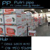 Sambungan PVC Rucika Ready Stock Gudang Diameter Besar (30686605) di Kab. Nganjuk