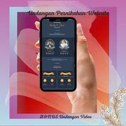 Undangan Pernikahan Unik & Murah Website Gratis Video (30711389) di Kota Bandung