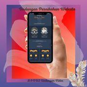 Undangan Pernikahan Mewah Website Gratis Video (30711417) di Kota Bandung