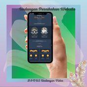Undangan Pernikahan Unik Website Gratis Video (30711429) di Kota Bandung