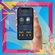 Undangan Pernikahan Digital Website Gratis Video (30711445) di Kota Bandung