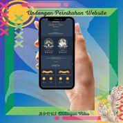Undangan Pernikahan Digital Murah (30711458) di Kota Bandung