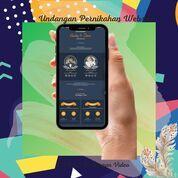 Undangan Pernikahan Website Gratis Video Murah (30711541) di Kota Bandung