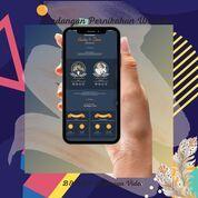 Undangan Pernikahan Digital Website Gratis Video (30711626) di Kota Bandung
