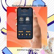 Undangan Pernikahan Website Gratis Video Murah (30711738) di Kota Bandung
