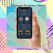 Undangan Pernikahan Unik Website Gratis Video (30711810) di Kota Bandung