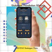 Undangan Pernikahan Unik & Murah Website Gratis Video (30711949) di Kota Bandung