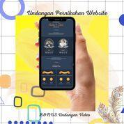 Undangan Pernikahan Digital Website Gratis Video (30711982) di Kota Bandung