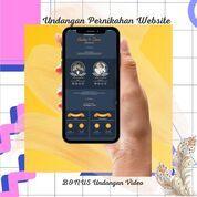 Undangan Pernikahan Digital Murah (30711989) di Kota Bandung