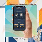 Undangan Pernikahan Website Gratis Video (30712040) di Kota Bandung