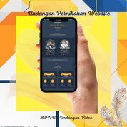 Undangan Pernikahan Unik & Murah Website Gratis Video (30712079) di Kota Bandung