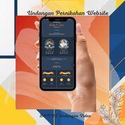 Undangan Pernikahan Digital Website Gratis Video (30712105) di Kota Bandung