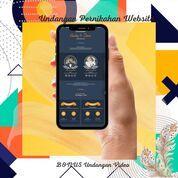 Undangan Pernikahan Website Gratis Video Murah (30712183) di Kota Bandung