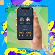 Undangan Pernikahan Website Gratis Video Murah (30712332) di Kota Bandung