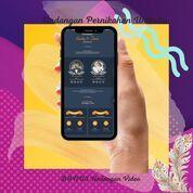 Undangan Pernikahan Digital Murah (30712402) di Kota Bandung