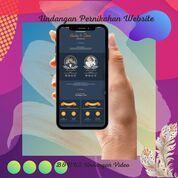 Undangan Pernikahan Website Gratis Video (30712449) di Kota Bandung