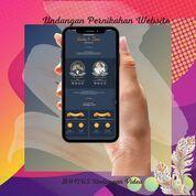 Undangan Pernikahan Website Gratis Video Murah (30712455) di Kota Bandung