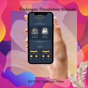 Undangan Website Gratis Video Murah (30712463) di Kota Bandung
