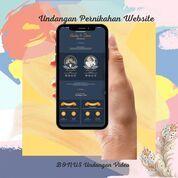 Undangan Pernikahan Unik Website Gratis Video (30712493) di Kota Bandung