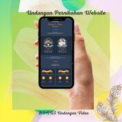 Undangan Pernikahan Unik Website Gratis Video (30712651) di Kota Bandung