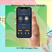 Undangan Pernikahan Digital Website Gratis Video (30712658) di Kota Bandung