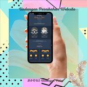Undangan Pernikahan Digital Murah (30712663) di Kota Bandung